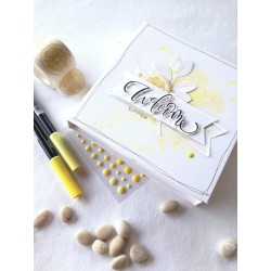 "CORSO ONLINE MINI ALBUM ""Welcome Summer"" di Tania con KIT"