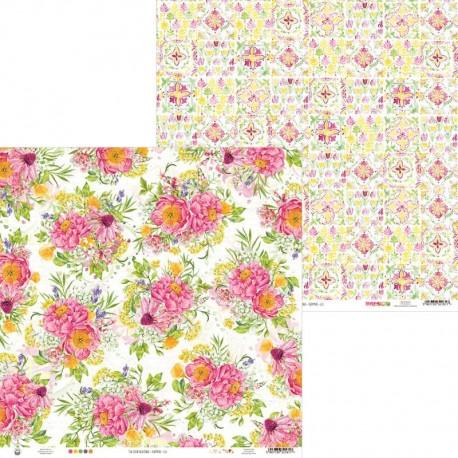 "PIATEK13 - Carte 12x12"" - The Four Seasons - Summer 02"