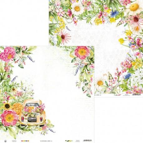 "PIATEK13 - Carte 12x12"" - The Four Seasons - Summer 04"