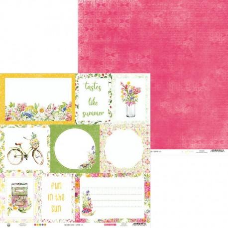 "PIATEK13 - Carte 12x12"" - The Four Seasons - Summer 05"