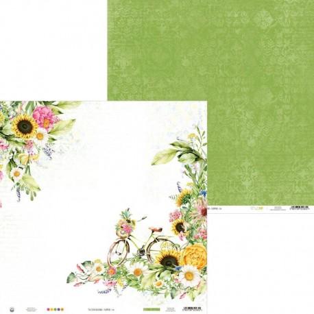 "PIATEK13 - Carte 12x12"" - The Four Seasons - Summer 06"