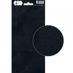 PIATEK13 - Alphabet sticker sheet - Hello Beautiful