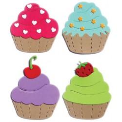 Impronte d'Autore - Fustella - Cupcake