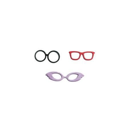 Impronte d'Autore - Fustella - Occhiali
