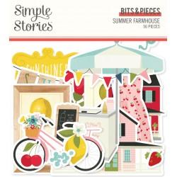 Simple Stories - Dies Cuts collezione Summer Farmhouse