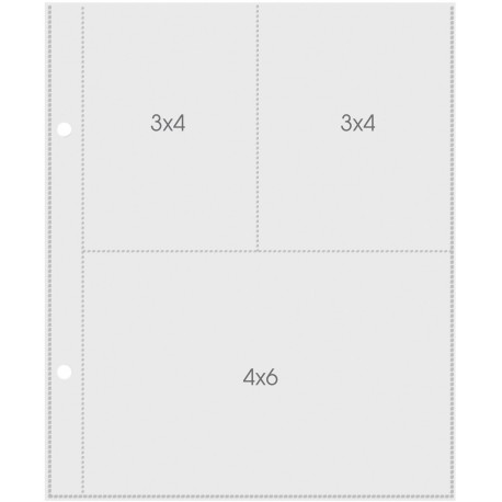 """Simple Stories - Pocket Pages 3x4""""-4x6"""""""