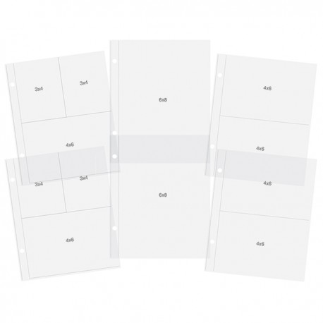 Simple Stories - Pocket Pages Multi Pack