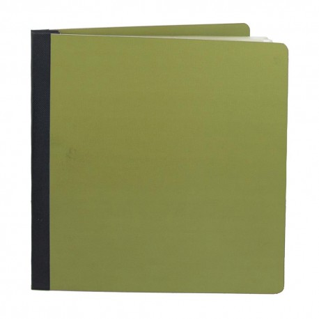 "Simple Stories - Flipbook 6x8"" - Green"