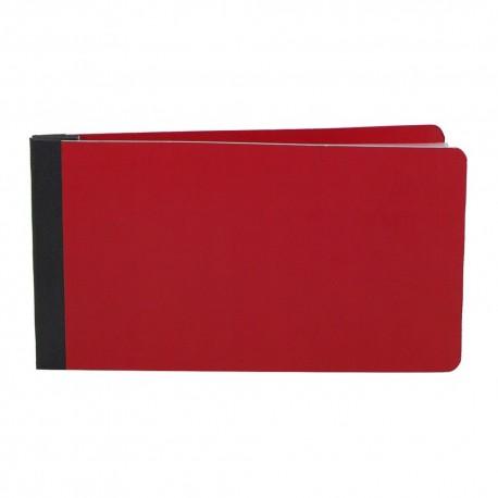 """Simple Stories - Flipbook 4x6"""" - Red"""