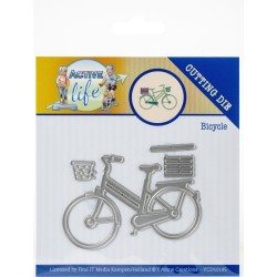 Yvonne Creations - Fustella - Bicycle