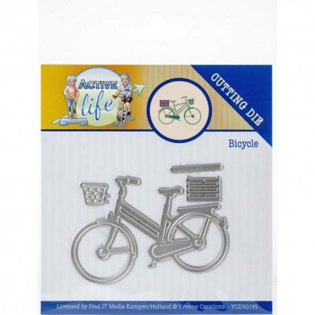Yvonne Creations - Fustella - Bicycle