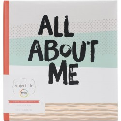 "Becky Higgins - Album Project Life 6x8""- All About Me"