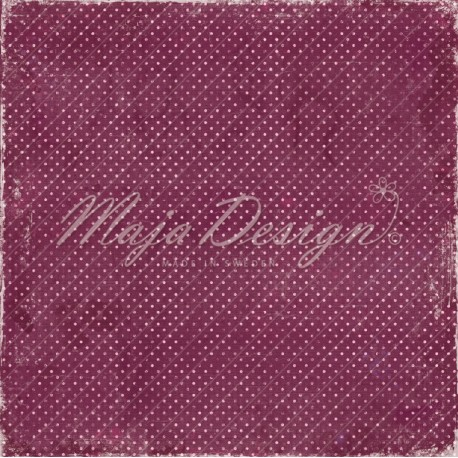 "Maja Design - Carta 12x12"" - Little Street Cafe - The Best Place"
