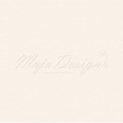 "Maja Design - Carta 12x12"" - Monochromes - Vanilla"