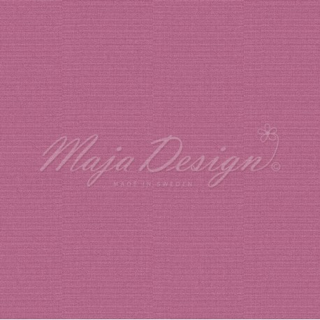 "Maja Design - Carta 12x12"" - Monochromes - Plum"