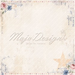"""Maja Design - Carta 12x12"""" - Denim & Girls - Amazing"""