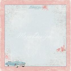 "Maja Design - Carta 12x12"" - Summer Crush - He Picks Her Up"