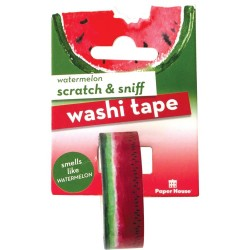 PaperHouse - Washi Tape Profumato - Watermelon