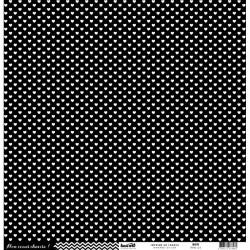 """Kesi'Art - Cartoncino 12x12 """" coeur - Noir"""