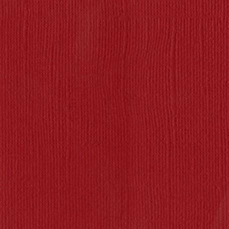 Cartoncino bazzill mono - Bazzill red
