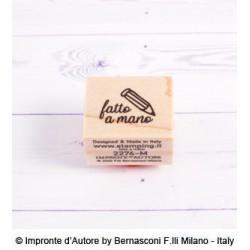 Impronte d'Autore - Timbri Legno - Fatto a mano 2276