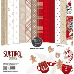 "ModaScrap- Kit Carte 12x12"" Sudtirol Origins"