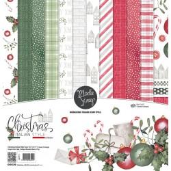 "ModaScrap- Kit Carte 12x12"" Christmas Italian Style"
