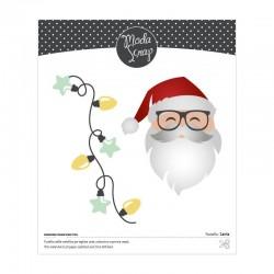 ModaScrap - Fustella - Santa