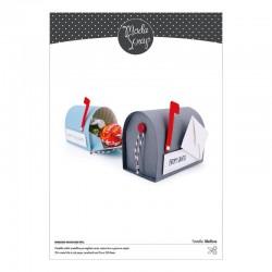 ModaScrap - Fustella - Mailbox