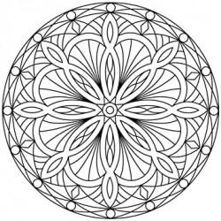Artemio - Timbro in legno - Mandala