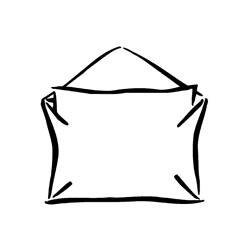 Impronte d'Autore - Timbri Legno - Lettera Aperta