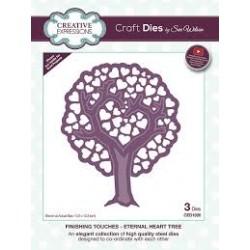 Creative Expressions - Fustella - Tree heart