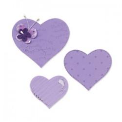 Fustella Sizzix Bigz - Hearts