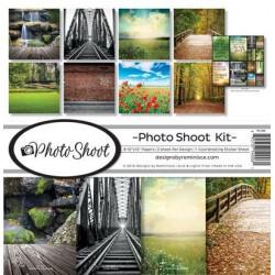 """Reminisce  - Kit Carte 12x12"""" - Photo Shoot"""