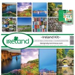 "Reminisce  - Kit Carte 12x12"" - Ireland"