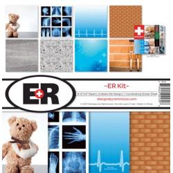 """Reminisce  - Kit Carte 12x12"""" - ER"""