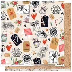 "Les Ateliers de Karine - Carta 12x12"" - Plaisir d'offrir"