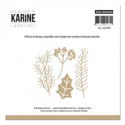 Les Ateliers de Karine - Fustelle - Jolies Branches