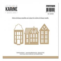 Les Ateliers de Karine - Fustelle - Maisonettes