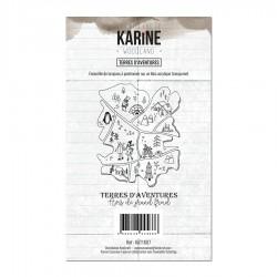 Les Ateliers de Karine - Timbri Clear - Terres d'aventures