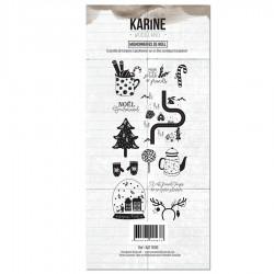 Les Ateliers de Karine - Timbri Clear - Mignonneries de Noel