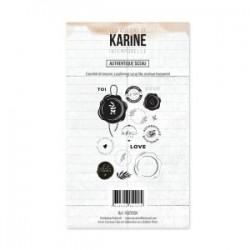 Les Ateliers de Karine - Timbri Clear - Authentique Sceau