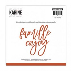 Les Ateliers de Karine - Fustelle - Famille Enjoy