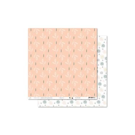 "PaperNova - Carta 12x12""- Simply Me 5"