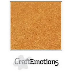 Cartoncino CraftEmotions - Kraft