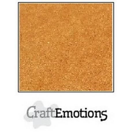 Cartoncino CraftEmotions - Kraft