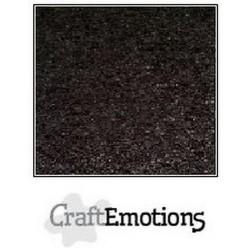 Cartoncino CraftEmotions - Black