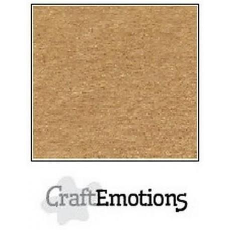Cartoncino CraftEmotions - Browny