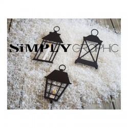 Simply Graphic - Fustella - Lanternes