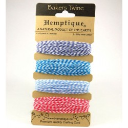 Bakers Twine by Hemptique - Berrylicious